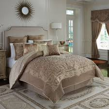 Bedroom Comfortable Bed With Smooth Furniture Country French Decorating Ideas Elegant Dining Room
