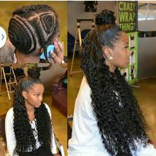 vixen sew in on short hair natural hair braid pattern google search hair hair all there