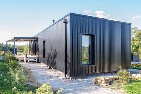 light filled shipping container home is an artistic triumph in the