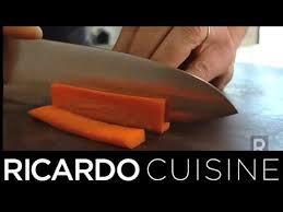 terme cuisine que signifie le terme julienne ricardo cuisine