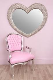 Shaped Bathroom Mirrors by 27 Best Heart Shaped Mirrors Images On Pinterest Heart Shapes