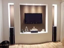 Wohnzimmerverbau Modern Nauhuri Com Tv Wand Selber Bauen Rigips Neuesten Design
