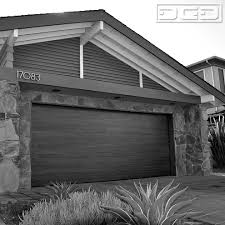 garage doors custom mid century modern garage door shed midcentury with eclectic