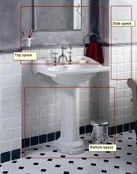 Bathroom Sink Storage Solutions Pedestal Sink Storage Solutions Cabinet For Pedestal Sink Great