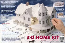design an addition to your house 3 d home kit all you need to construct a model of your own home or