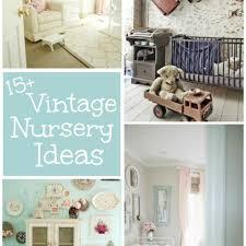 Retro Nursery Decor 52 Retro Nursery Ideas 20 Gentle Vintage Nursery Decor Ideas For
