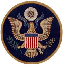 Pentacle Rug Amazon Com Cafepress Presidential Seal 539 X739 Area Rug