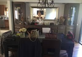 luxurious dining room makeover popsugar home
