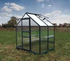 Palram Harmony 6 X 8 6x4 Green Grow Master Greenhouse Greenhouse Stores