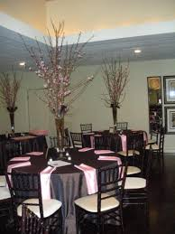 branch centerpieces cherry blossom branch centerpieces reception flower gallery