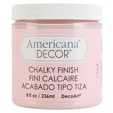 americana decor chalky finish paint 8oz