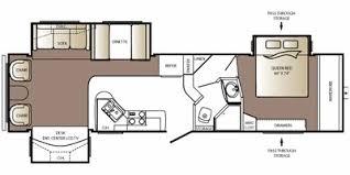 Keystone Rv Floor Plans 2010 Keystone Rv Sydney Fifth Wheel Series M 321 Frl Specs And