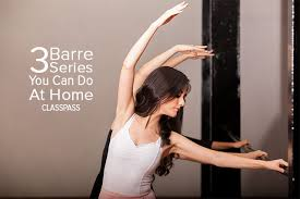 barre class at home 3 barre you can do at home the warm up