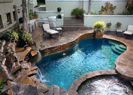 small backyard pool design building a pool in small yard small