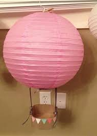 How To Make Paper Air Balloon Lantern - how to create air balloons from paper lanterns snapguide