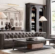 savoy upholstered sofa