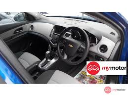 2012 chevrolet cruze for sale in malaysia for rm68 000 mymotor