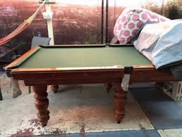 quarter size pool table pool table in yarra ranges vic miscellaneous goods gumtree