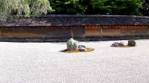 ryoan ji temple of the peaceful dragon zen rock garden youtube
