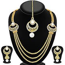 wedding jewellery sets jewellery sets buy wedding jewellery sets online craftsvilla