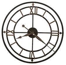 chic metal wall clocks amazon stylecraft clocks wc metal metal