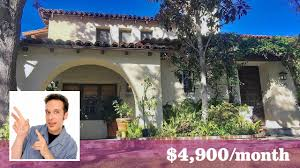 Diedrich Bader Comic Actor Diedrich Bader Seeks A Tenant For Spanish Town Home In