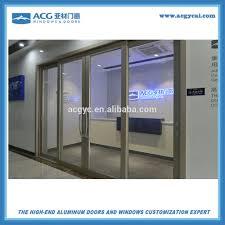 commercial aluminum glass doors commercial glass panels standard sizes commercial glass panels