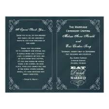 vistaprint wedding programs 10 diy wedding ideas how to guides vistaprint grey yellow