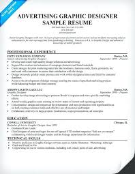 Sle Resume For Senior Graphic Designer graphic designer sle resume fishingstudio