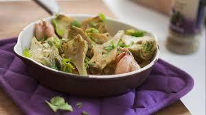 comment cuisiner les artichauts violets nos meilleures recettes à l artichaut l express styles