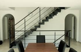 gerade treppe gerade treppen aus stahl und holz ǀ stadler treppen