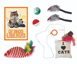 kitty cat gift set cat lover unique creative u0026 personalized