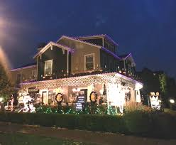 Halloween House Lights Daybreak Holiday Decorations U0026 Staging