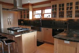 warm modern kitchen cabinet seattle kitchen cabinets classic mcm gets a warm modern