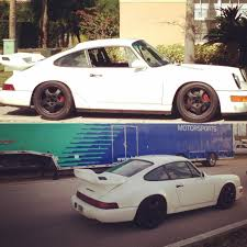 porsche 964 rsr 964 3 8 rsr rear spoiler for sale in white rennlist porsche