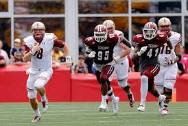 ncaa football sep 10 boston college at umass pictures getty images