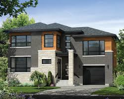 Multi Level Floor Plans Contemporary House Plans Mckinley 10 181 Associated Designs Plan