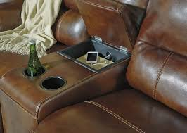 Power Recliner Loveseat With Console Best Furniture Mentor Oh Furniture Store Ashley Furniture