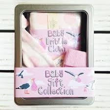 baby gift sets baby gift set it s a girl by shrimp notonthehighstreet
