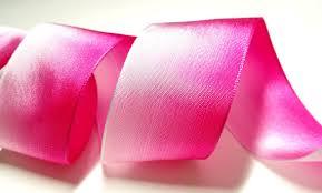 wire edged ribbon 1 5 inch wire edged ribbon pink graduated ribbon floristry ribbon