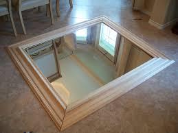how to make a frame for a mirror interior home design home