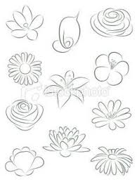 Flower Designs For Drawing How To Draw An Easy Flower Kids Drawing Pinterest Flower