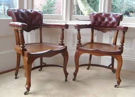 antique oak office chairs chair pinterest law office decor