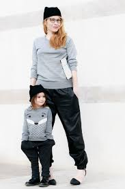 harmonise your hairstyle with your wardrobe to create an impact ultimate mini me style guide edgycuts