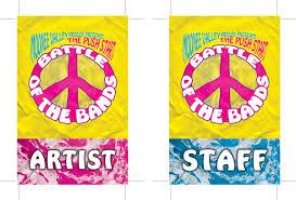 60s design battle of the bands poster design 60 u0027s themed poster design