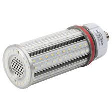 keystone 4 led shop light 5000 lumens corn cob led bulb 45 watt e26 base 175w equiv 5450 lumens by keystone