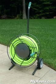 garden hose reel wall mount metal better homes gardens hose reel