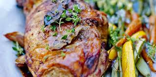 comment cuisiner un gigot d agneau gigot d agneau facile recette sur cuisine actuelle