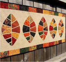 quilted decor thanksgiving patterns