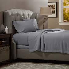Best Deep Pocket Sheets Clara Clark 100 Cotton Flannel Deep Pocket 4 Pc Bed Sheet Set